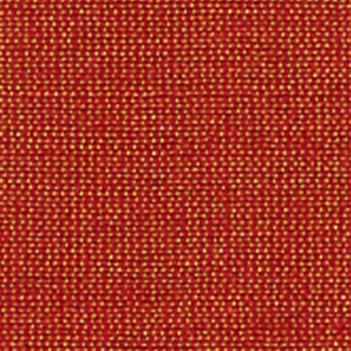 Burnt Orange Dupioni Slub Satin Woven Fabric