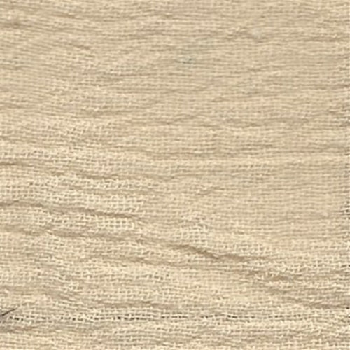 Champagne Gauze Woven Fabric