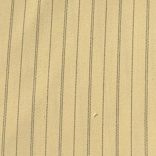 Champagne #S118 Stripe Stretch Spandex Suiting Woven Fabric - SKU 5608 CHAMPAGNE