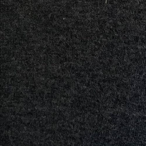 Charcoal 14oz. Cotton/Lycra Jersey Knit Fabric