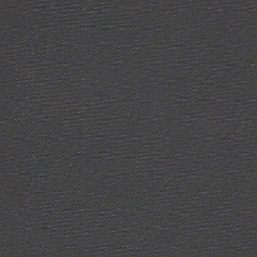 Charcoal Sueded Polyester Suiting Woven Fabric