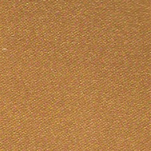 Dark Gold Shiny Satin Woven Fabric