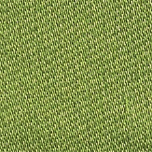 Dark Lime Bridal Satin Woven Fabric