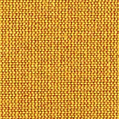 Dark Yellow Dupioni Slub Satin Woven Fabric