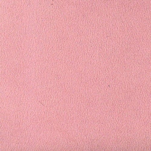 Dusty Pink Suede Knit Fabric