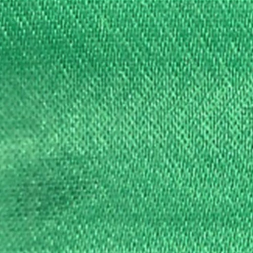 Flag Green Bridal Satin Woven Fabric