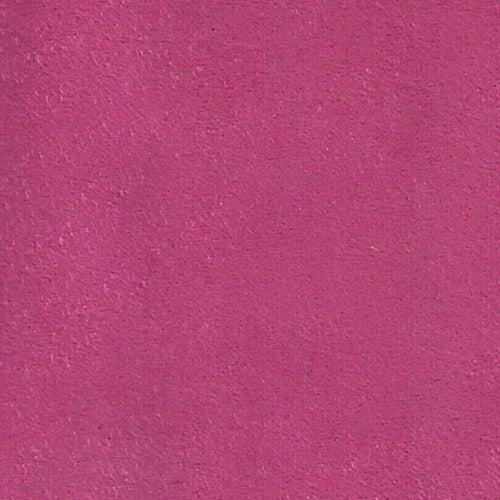 Fuschia Vintage Suede Woven Fabric