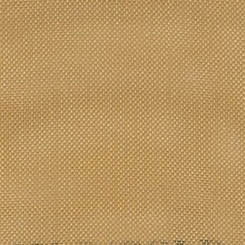 Gold Dark Voile Sheer Woven Fabric