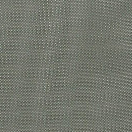 Grey Voile Sheer Woven Fabric