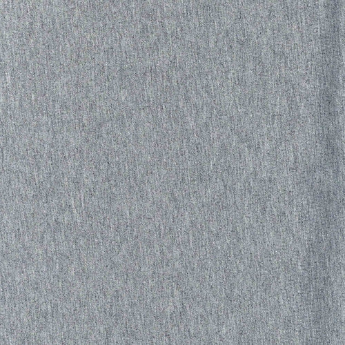 Heather Grey 12oz. Cotton/Lycra Jersey Knit Fabric