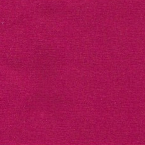 Hot Pink 10 oz Cotton/Lycra Jersey Knit Fabric