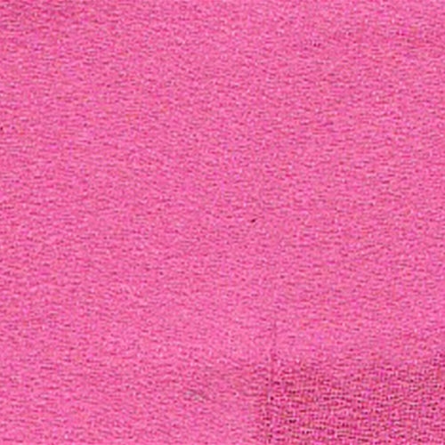 Hot Pink Georgette Woven Fabric