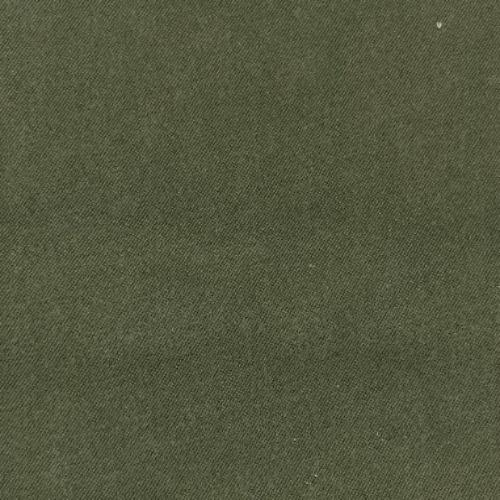 Olive #S142 Stretch Moleskin Woven Fabric - SKU 4611B Olive