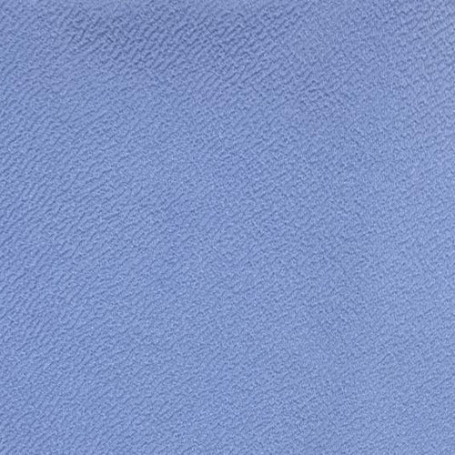 Blue Liverpool Double Knit Fabric