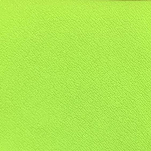Neon Lime Liverpool Double Knit Fabric