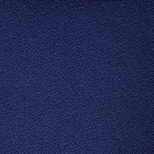 Navy Liverpool Double Knit Fabric - SKU 5361