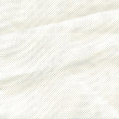 Ivory Dark Voile Sheer Woven Fabric