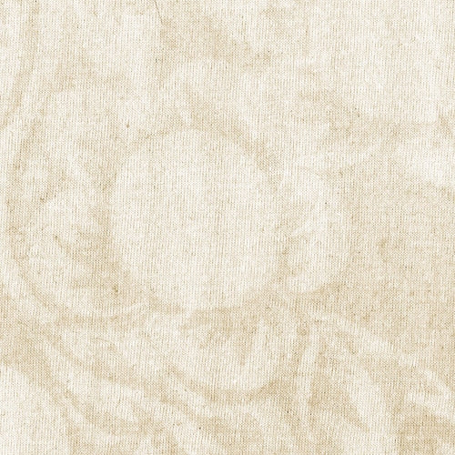 Ivory Flower Burnout Jersey Knit Fabric