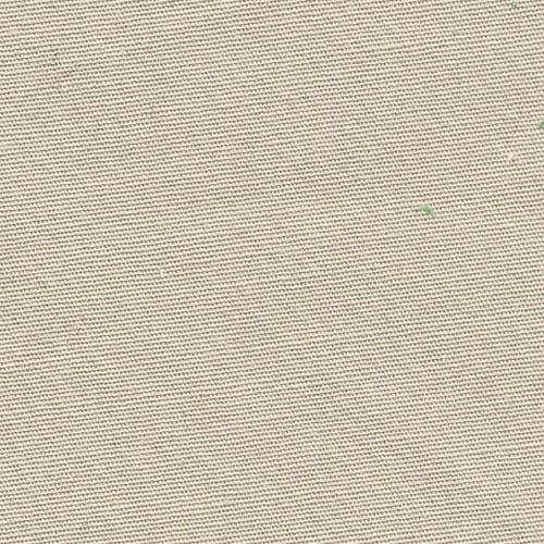 Ivory Stretch Poplin Woven Fabric