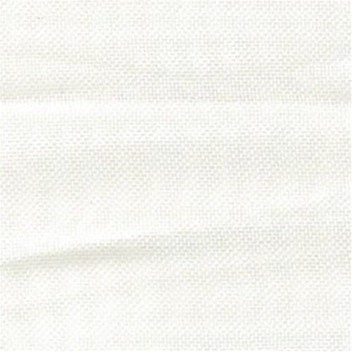 Ivory Voile Sheer Woven Fabric