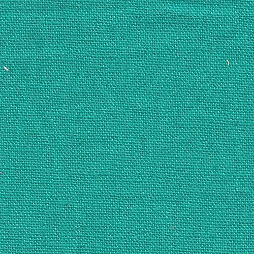 Jade Laundered Linen Woven Fabric