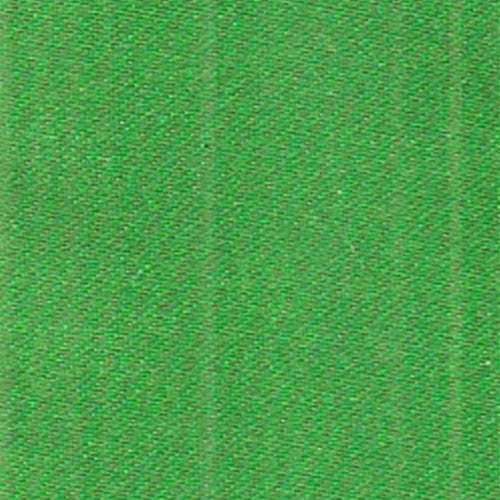 Kelly Green Bridal Satin Woven Fabric