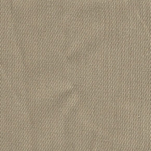 Khaki J Crew Stretch Twill Woven Fabric