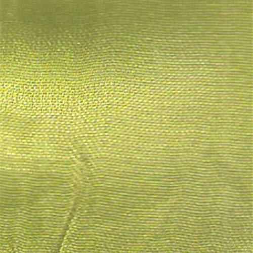 Lemon Lime Crush Shimmer Tafetta Woven Fabric (60 Yards Roll) - SKU BT