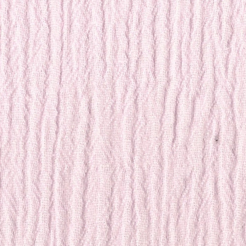 Light Pink Gauze Woven Fabric