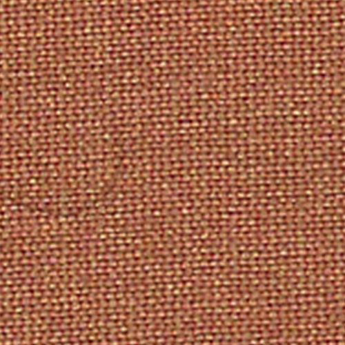Light Rust Dupioni Slub Satin Woven Fabric