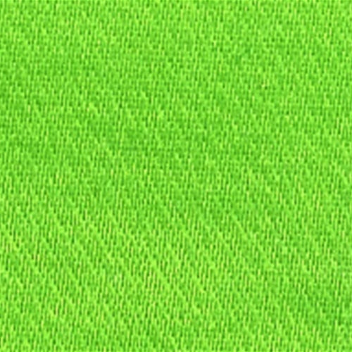 Lime Bridal Satin Woven Fabric