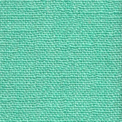 Mint Calcutta Gauze Woven Fabric