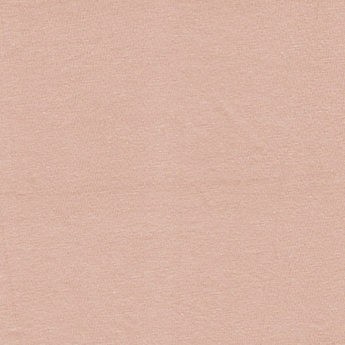 Nude 10oz Hanes Cotton/Lycra Jersey Knit Fabric
