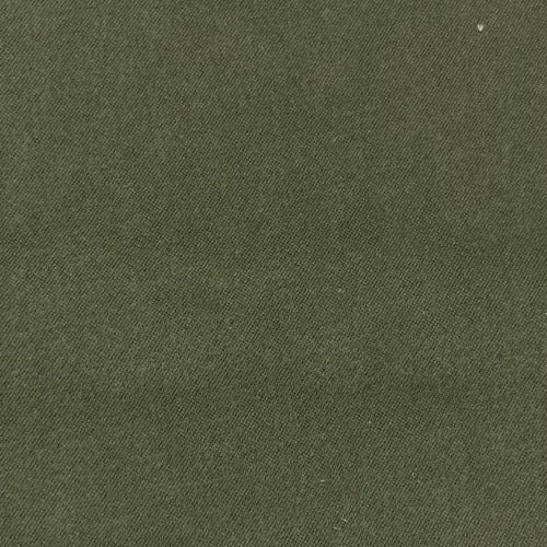Army Olive #S48 Polyester/Cotton 7.5 Ounce Twill Woven Fabric - SKU 3400