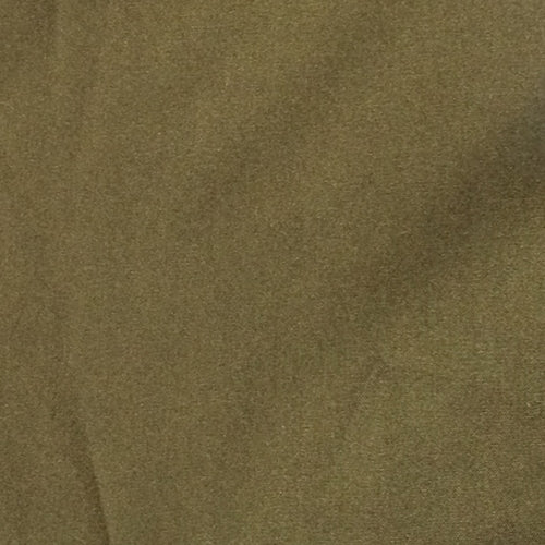 Olive Stretch Suting Woven Fabric
