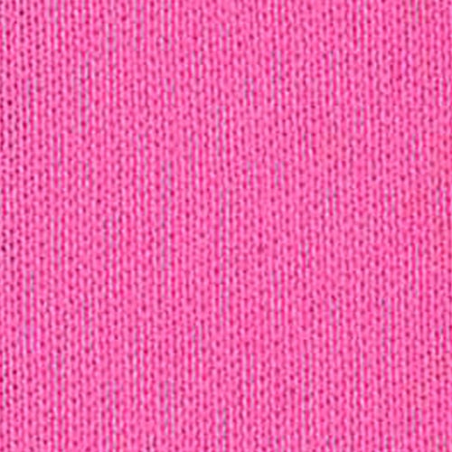 Pink Polyester Interlock Knit Fabric