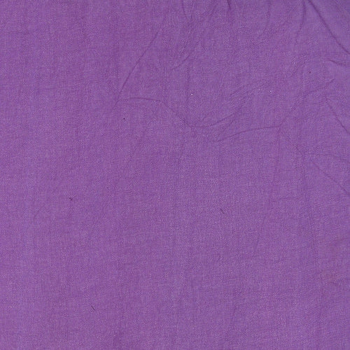Plum Georgette Sheer Woven Fabric