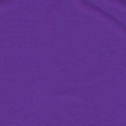 Purple Jersey Sheer Knit Fabric