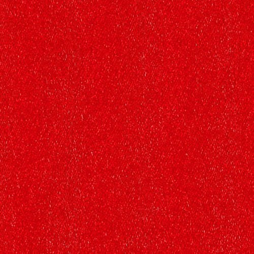 Red Charmeuse Satin Woven Fabric