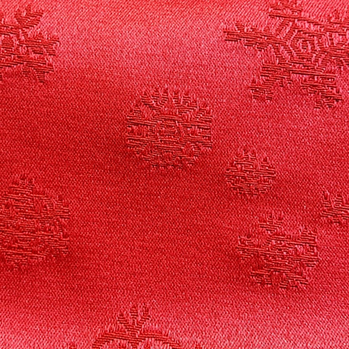Red Formal Wear (B) Woven Fabric