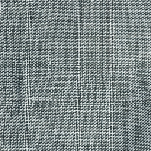 Sage/White Bowery Plaid Suiting Woven Fabric - SKU 5602B Sage White