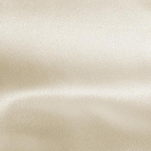 Ivory #U77 Shiny Satin Woven Fabric - SKU 4310A