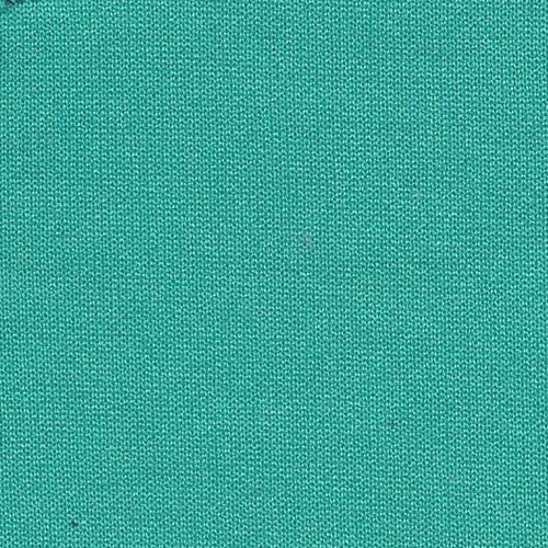 Seafoam Polyester Smooth Pique Knit Fabric