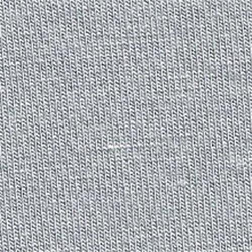 Silver J.Crew Rayon/Lycra Jersey (A) Knit Fabric (Sold by the Roll)  - SKU SHK
