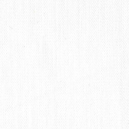 White #50 Jersey Knit Fabric