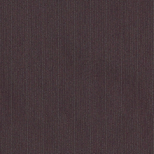 Wine Nitty Polyester Stripe Suiting Woven Fabric