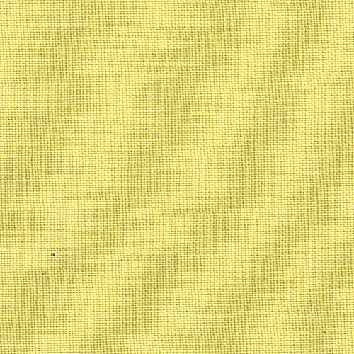 Yellow Fine Irish Moygashel Linen Woven Fabric