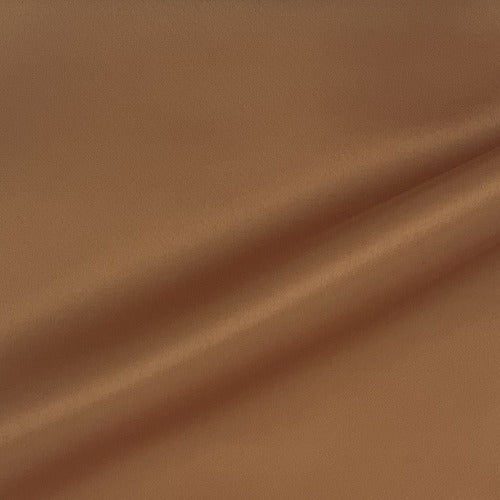 Cinnamon Bridal Satin Woven Fabric - SKU 4312A