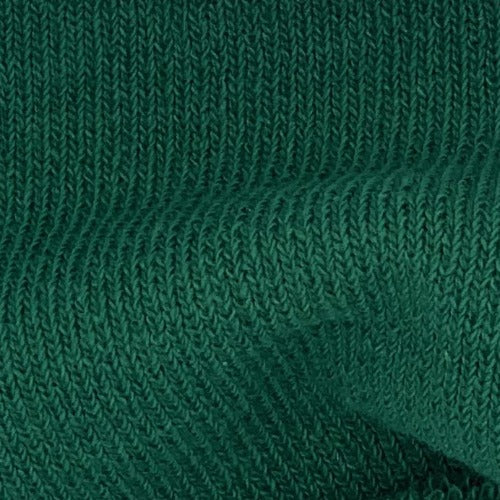 Green Super Stretch 18oz Robe Terry Knit Fabric - SKU 2348