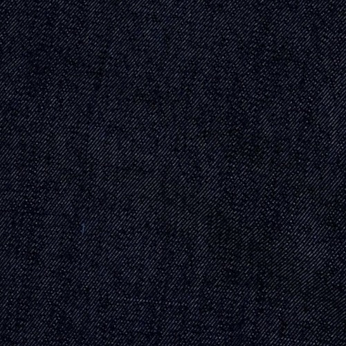 Dark Indigo #U150 Made In America Stretch Spandex Denim 10 Ounce Woven Fabric - SKU 5878